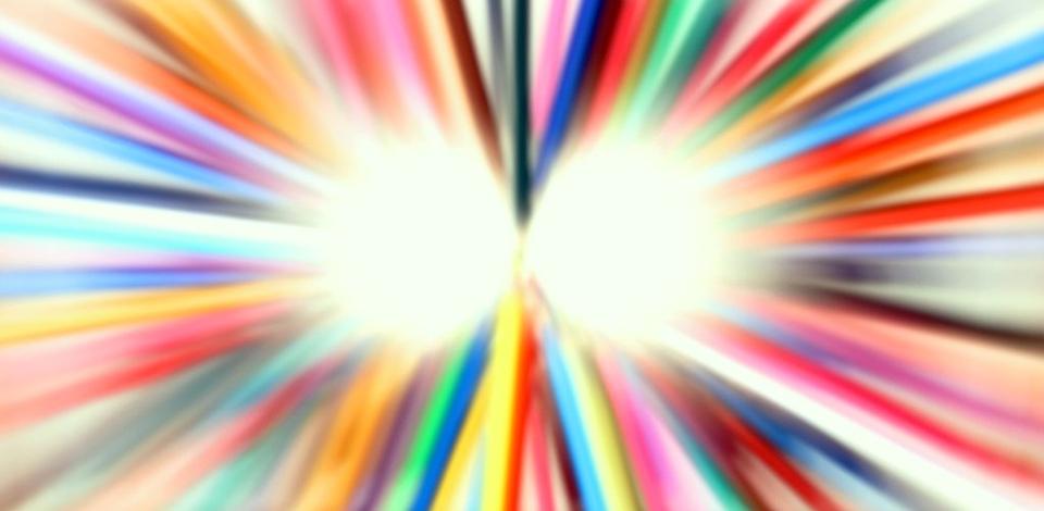 ©Doug Wheller - Ráfaga de colores - Atribución, No comercial - Compartir igual (sin cambios)
